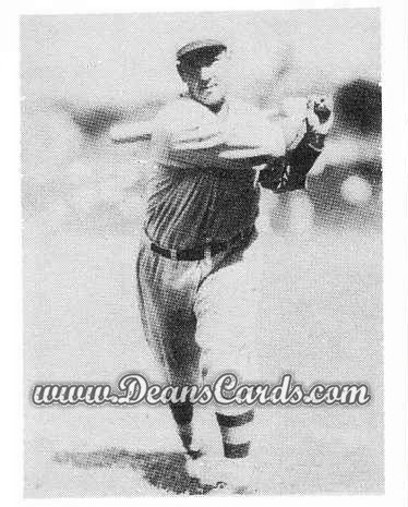 # 37 Virgil Davis - 1939 Play Ball REPRINTS