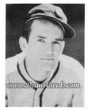# 44 Don Heffner RC - 1939 Play Ball REPRINTS