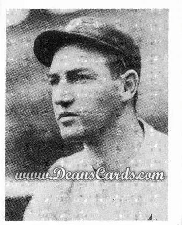# 60 Schoolboy Rowe RK - 1939 Play Ball REPRINTS