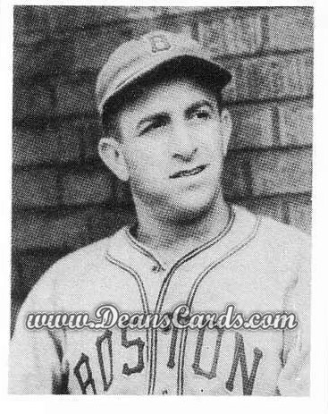 # 61 Tony Cuccinello - 1939 Play Ball REPRINTS