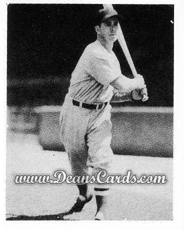 # 62 Tom Carey RK - 1939 Play Ball REPRINTS