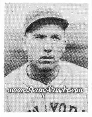 # 66 Jimmy Ripple RK - 1939 Play Ball REPRINTS