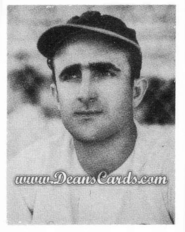 # 75 Stan Bordagaray RK - 1939 Play Ball REPRINTS