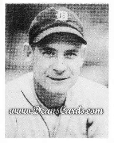 # 80 Pete Fox - 1939 Play Ball REPRINTS