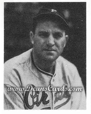 # 94 Heinie Manush - 1939 Play Ball REPRINTS
