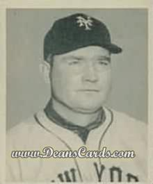 1948 Bowman #4   Johnny Mize