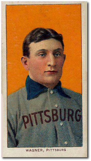 Dean's Cards buys the T206 Honus Wagner baseball card.