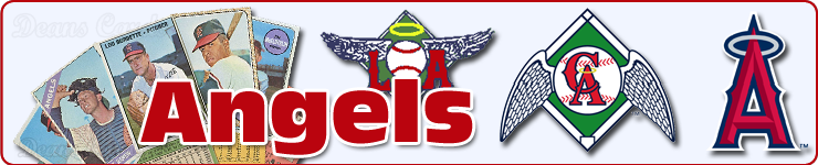 California Angels Team Sets & Lots