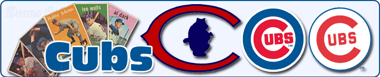 Chicago Cubs Team Sets