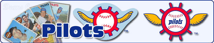 Seattle Pilots Team Sets & Lots