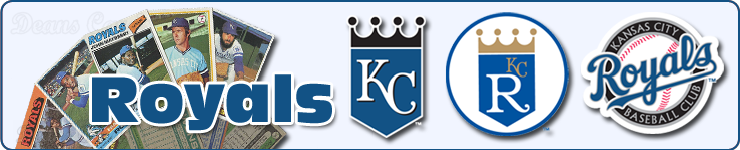 Kansas City Royals Team Sets & Lots